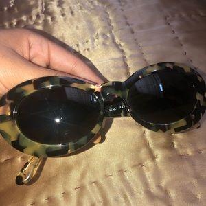 Accessories - VINTAGE Mariarosa de Carlo BY OAM sunglasses